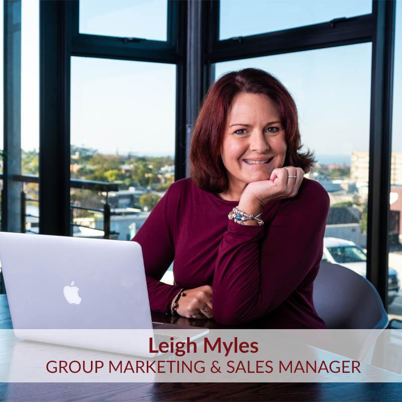 Leigh Myles JH Group